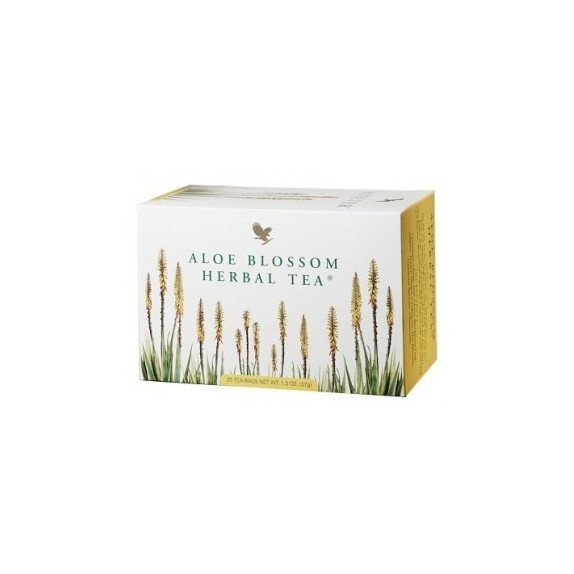 forever aloe blosom herbal tea