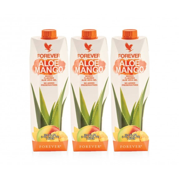 aloe vera forever mango